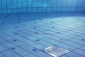robots piscina fondos