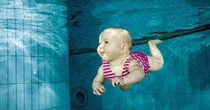 piscinas para niños