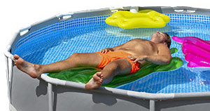 gangas piscinas desmontables