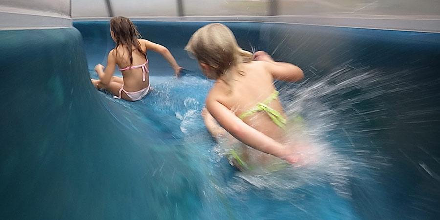 toboganes para piscinas baratos