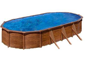 piscinas de madera