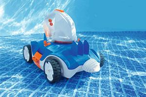 robots piscina sin cables