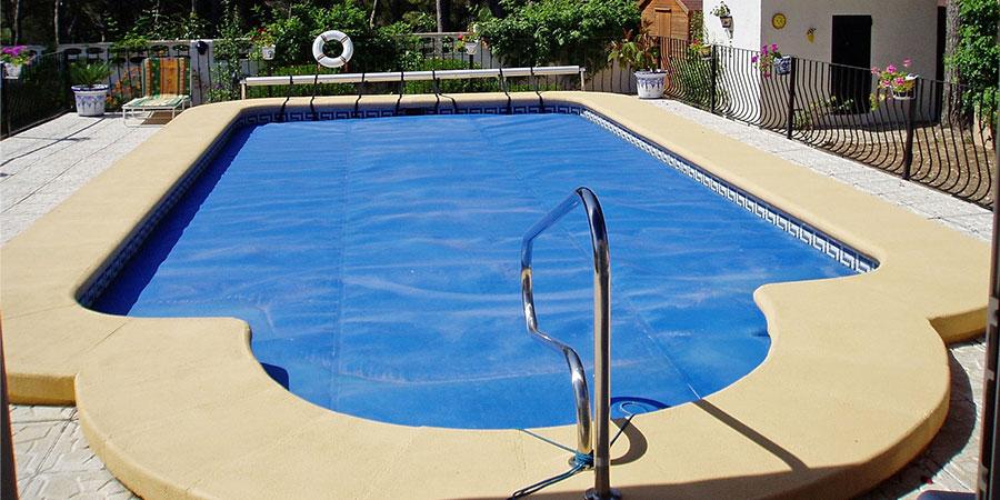 mantas termicas piscinas baratas