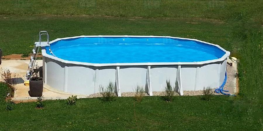 como limpiar piscina desmontable despues del invierno