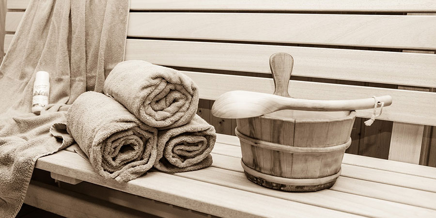 venta saunas exteriores