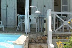 oferta ducha solar piscina