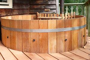 piscina jacuzzi exterior