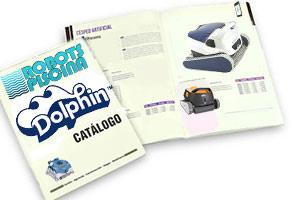robot dolphin precios