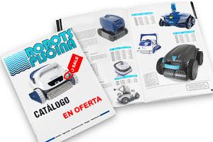 precio robots piscina