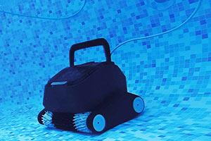 robot piscina electrico