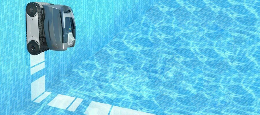 robots piscina economicos