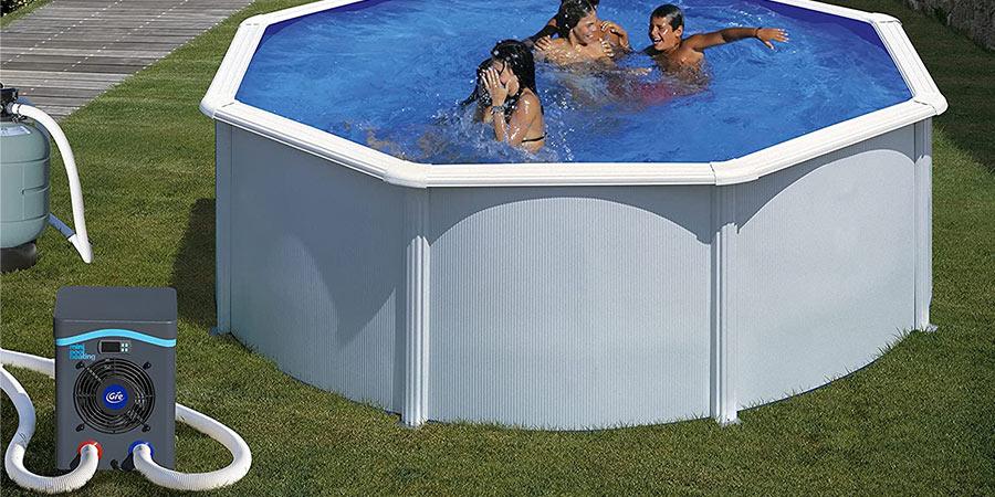 mejores bombas de calor para piscinas