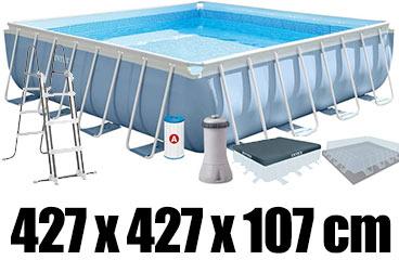 piscina desmontable intex 26764np