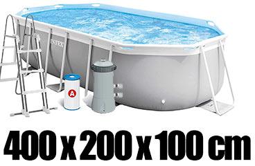 piscina desmontable intex 26794np